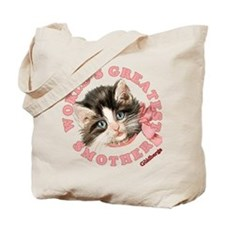 World's Greatest Smother The Goldbergs Tote Bag