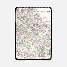 Vintage Map of Georgia (1855) iPad Mini Case
