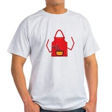 Grill Apron T-Shirt