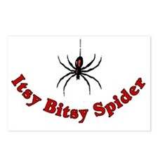 Itsy Bitsy Spider Postcards (Package of 8)