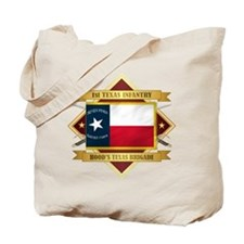 1st Texas Infantry Tote Bag