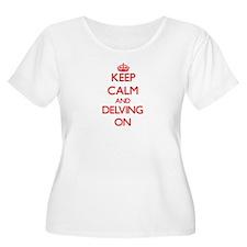 Delving Plus Size T-Shirt
