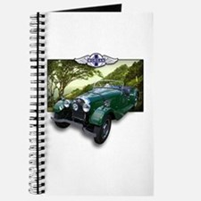 British Racing Green Morgan Journal