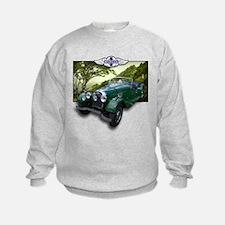 British Racing Green Morgan Sweatshirt