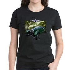British Racing Green Morgan Tee