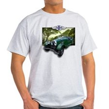British Racing Green Morgan T-Shirt
