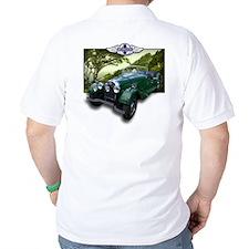 British Racing Green Morgan T-Shirt
