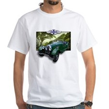 British Racing Green Morgan Shirt