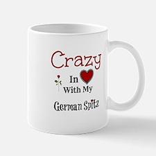 German Spitz Mugs