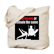 ENERGETIC GYMNAST Tote Bag