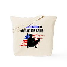 FIERCE GYMNAST Tote Bag