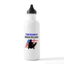 FIERCE GYMNAST Sports Water Bottle