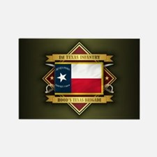 1st Texas Infantry Magnets