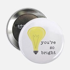 """So Bright 2.25"""" Button (100 pack)"""