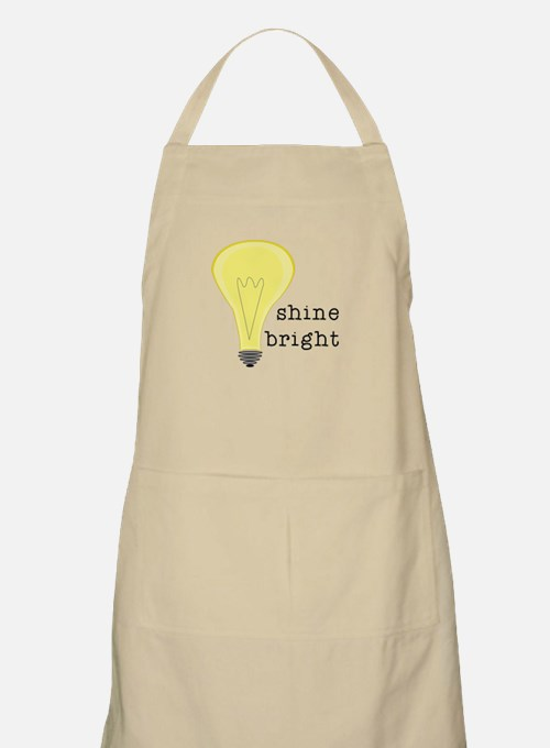 Shine Bright Apron