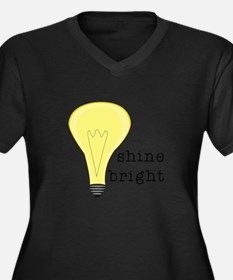 Shine Bright Plus Size T-Shirt