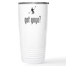 Cool Stickman Travel Mug
