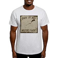 My Writer's T-Shirt T-Shirt