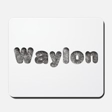 Waylon Wolf Mousepad