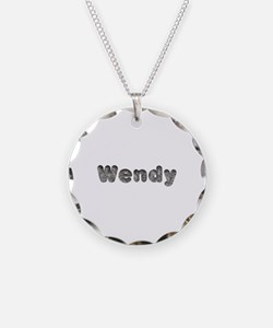 Wendy Wolf Necklace