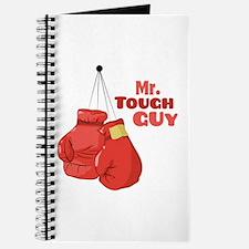Mr. Tough Guy Journal