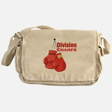 Division Champs Messenger Bag