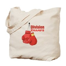 Division Champs Tote Bag