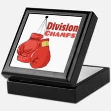 Division Champs Keepsake Box