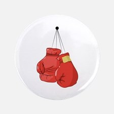 Boxing Gloves Button