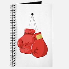 Boxing Gloves Journal