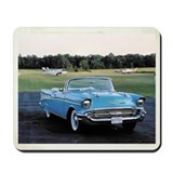 57 chevy Classic Mousepad