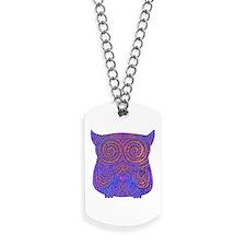 Owlie Dog Tags