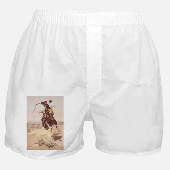 Cute Wild west Boxer Shorts