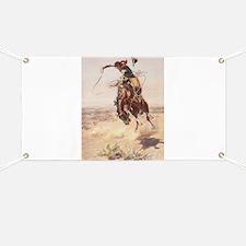 Cute Western Banner