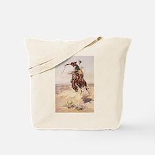 Cute Cowboy Tote Bag