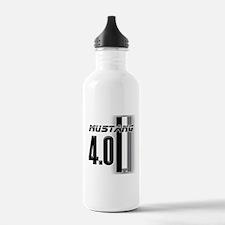 mustang 4 0 Water Bottle