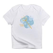 Ocean Ruler Infant T-Shirt