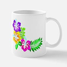 Tropical Hibiscus Mug