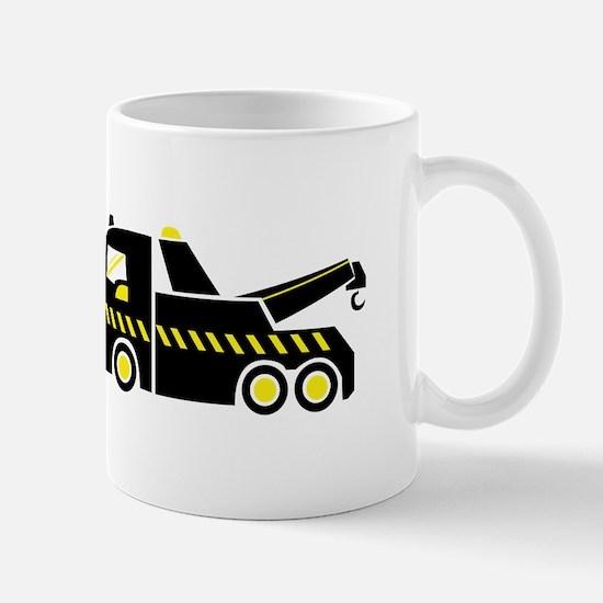 Tow Truck Mugs