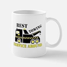 Best Towing Service Around Mugs