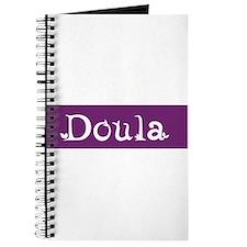 Doula Purple/White Journal
