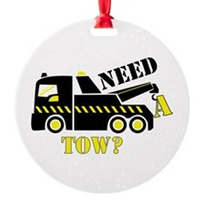 Need A Tow? Ornament