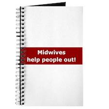 Midwife help people Journal