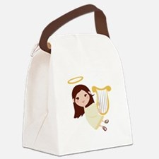 Melodious Fairy Canvas Lunch Bag