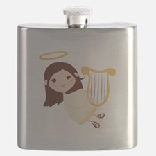 Melodious Fairy Flask