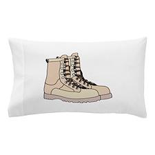 Combat Boots Pillow Case