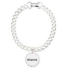 Shania Wolf Bracelet