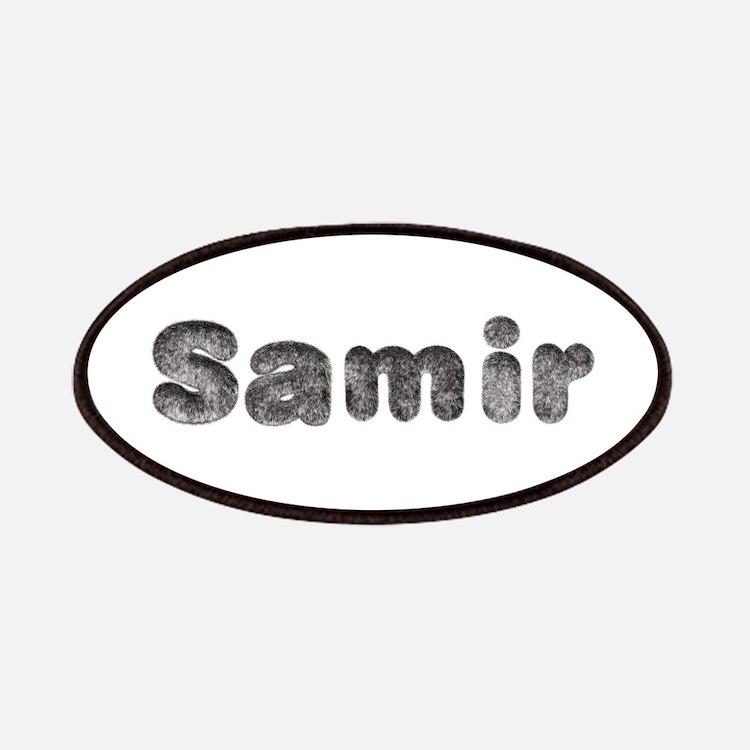 Samir Wolf Patch