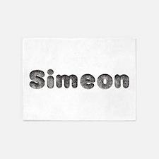Simeon Wolf 5'x7' Area Rug