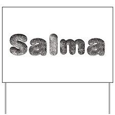 Salma Wolf Yard Sign